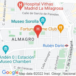 Mapa SANTO MAURO, AUTOGRAPH COLLECTION