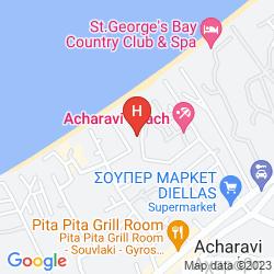 Mapa TINA