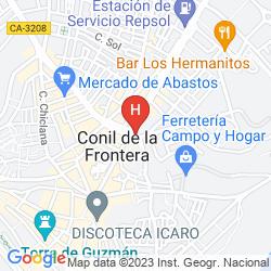 Mapa PRADILLO CONIL