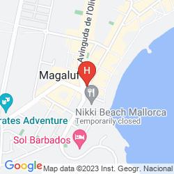 Mapa SOL JAMAICA