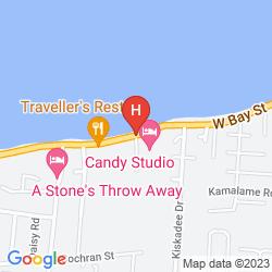 Mapa NETTIE'S PLACE AT CASUARINAS