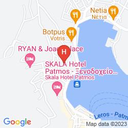 Mapa SKALA