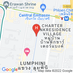 Mapa CAPE HOUSE SERVICED APARTEMENT