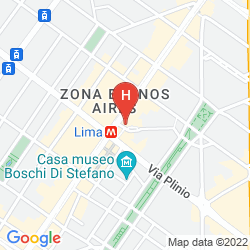 Mapa BEST WESTERN PLUS HOTEL GALLES
