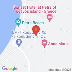 Mapa SUNSET