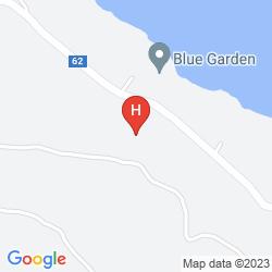 Mapa INO VILLAGE