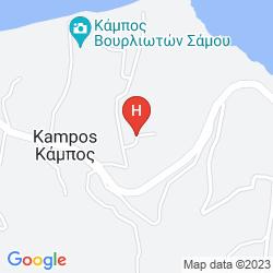 Mapa KAMPOS VILLAGE