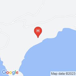 Mapa ZEFIROS BEACH
