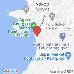 Mapa POSEIDON