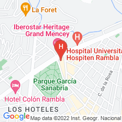 Mapa TABURIENTE