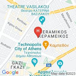 Mapa DORIAN INN