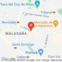 Mapa ABALU