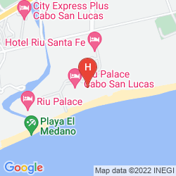 Mapa RIU SANTA FE