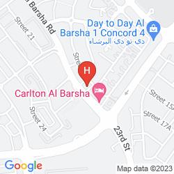 Mapa GRANDEUR