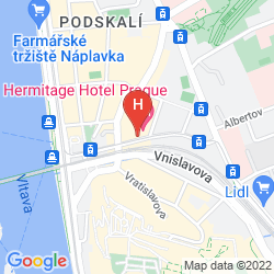 Mapa PARK INN
