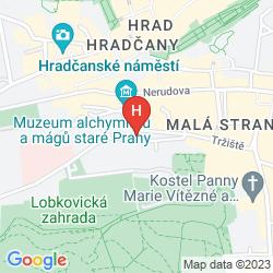 Mapa VINTAGE DESIGN HOTEL SAX