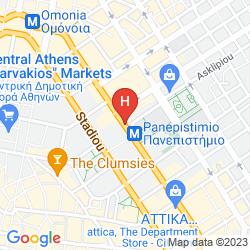 Mapa TITANIA