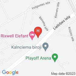 Mapa RIXWELL ELEFANT