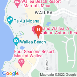 Mapa GRAND WAILEA, A WALDORF ASTORIA RESORT