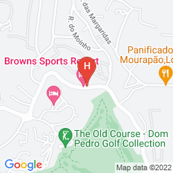 Mapa BROWNS