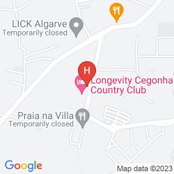 Mapa LONGEVITY CEGONHA COUNTRY CLUB