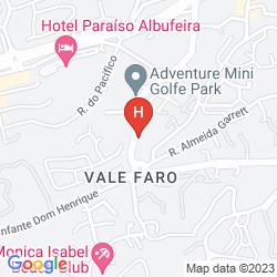 Mapa GRAND MUTHU FORTE DO VALE