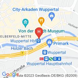Mapa ASTOR