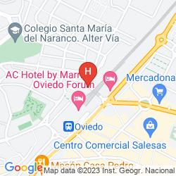 Mapa CARREÑO