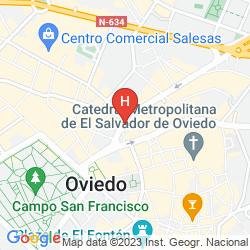 Mapa VETUSTA
