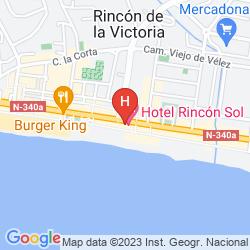 Mapa RINCON SOL
