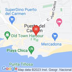 Mapa LABRANDA EL DORADO