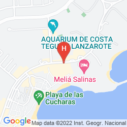 Mapa APARTAMENTOS GALEON PLAYA