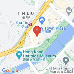 Mapa ROYAL PARK