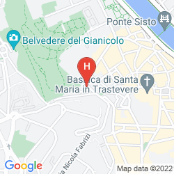 Mapa VOI HOTEL DONNA CAMILLA SAVELLI