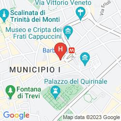 Mapa STENDHAL
