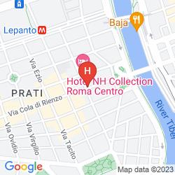 Mapa TWENTY ONE