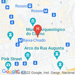 Mapa DO CHIADO