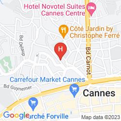 Mapa ESPERANTO