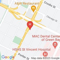 Mapa ASTOR HOUSE