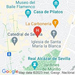 Mapa GOYA
