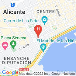 Mapa ALAMO