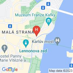 Mapa ČERTOVKA