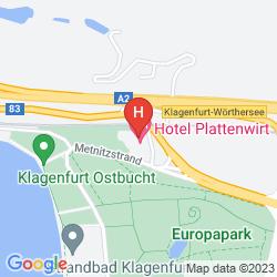 Mapa PLATTENWIRT