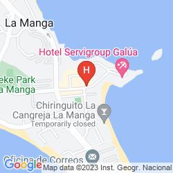 Mapa DOS MARES
