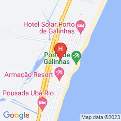 Mapa PONTAL DE OCAPORA