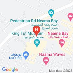 Mapa FALCON NAAMA STAR