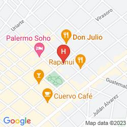 Mapa CRAFT