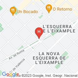 Mapa SERCOTEL AMISTER ART