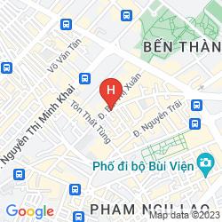 Mapa SAPPHIRE