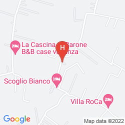 Mapa VILLA FAVORITA